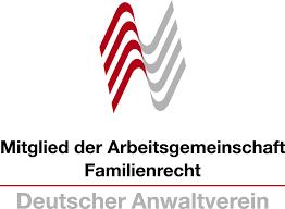 Deutscher Anwaltsverein - Mitglied der Arbeitsgemeinschaft Familienrecht