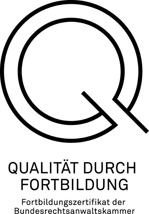 Qualitaet durch Fortbildung
