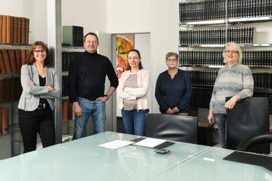 Das Team der Kanzlei Krapp - Familienrecht, Arbeitsrecht, Erbrecht