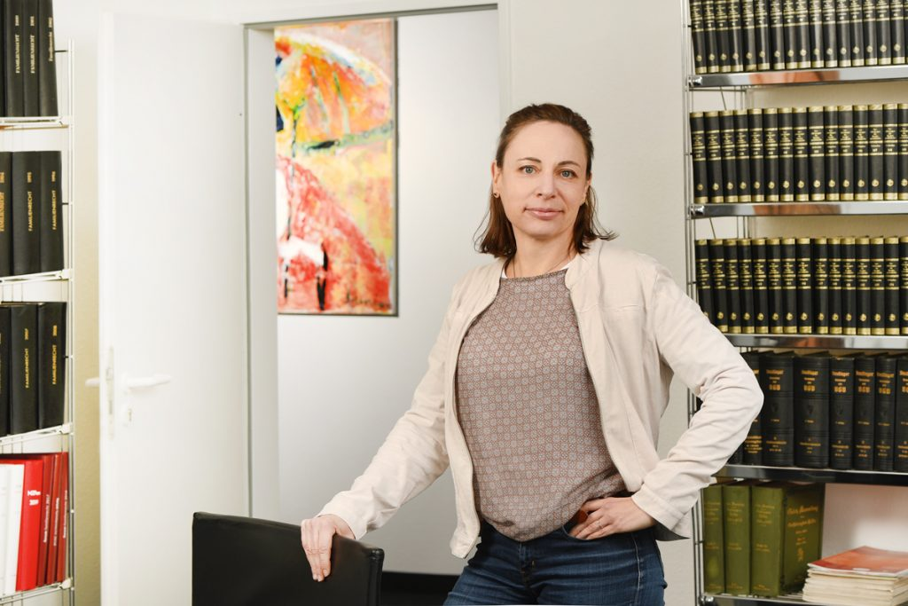 Arbeitsrecht mit Katharina Pfenninger